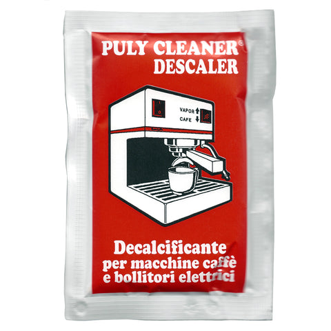 Puly Cleaner Descaler  -  30g packet