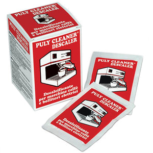 Puly Cleaner Descaler - Box of 10 Packets