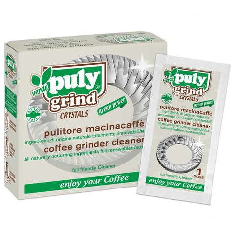 Puly Grind Green Power Coffee Grinder Cleaner - Box of 10