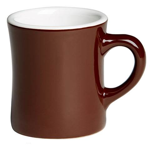 Rattleware Brown Diner Mug - 9 oz.