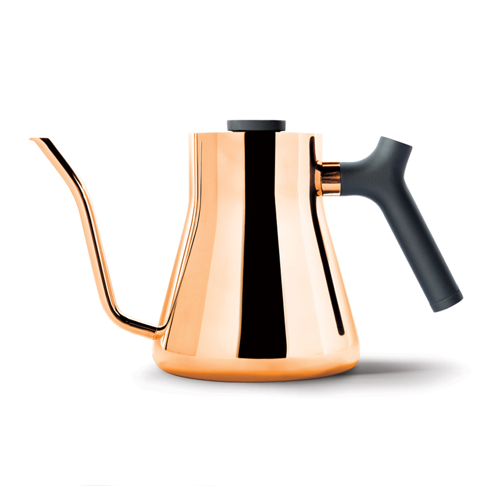 Fellow Stagg Pour-Over Kettle - Polished Copper