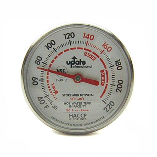 Update International Espresso Frothing Thermometer  - 5""