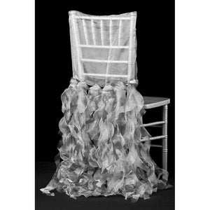 10 Curly Willow Chiavari Chair Back Slip Covers