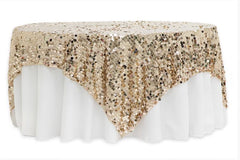 Large Payette Sequin Tablecloth Rectangular