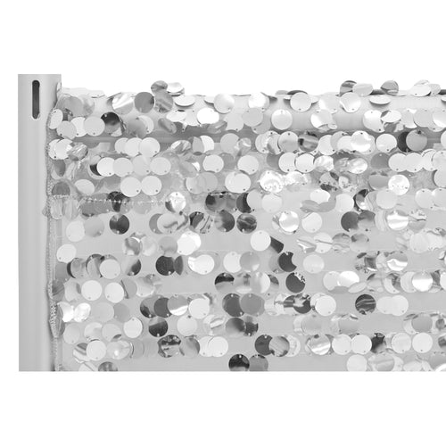 Payette Sequin  Fabric Backdrop background/10ft H x52