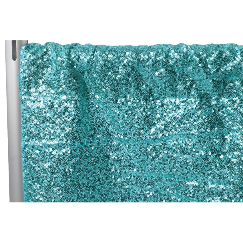 Sequin Fabric Backdrop/Photo booth background 12ft x112""