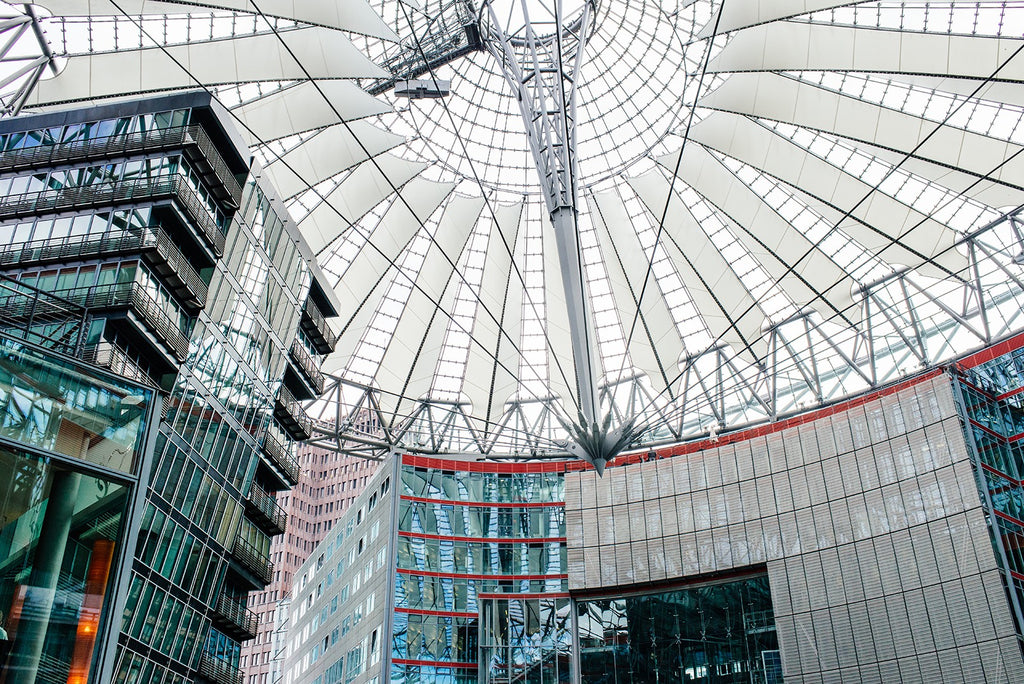 MECHANiNG Virtual Engineering Center am Potsdamer Platz im Sony Center Kemperplatz 1