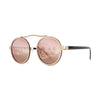 Eye Love Shadez Timeless Aviator Festival Sunglasses Pink