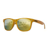 Eye Love Shadez | Wayfarer Sunglasses Collection | Golden Boy Angle