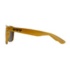 Eye Love Shadez | Wayfarer Sunglasses Collection | Golden Boy Side