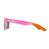 Eye Love Shadez | Wayfarer Sunglasses Collection | Pink Galaxy Side