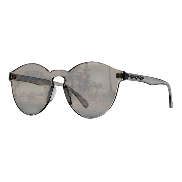 Eye Love Shadez Round Color Therapy Sunglasses – Grey