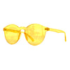 Round Color Therapy Sunglasses | Blue-Pink-Purple-Yellow