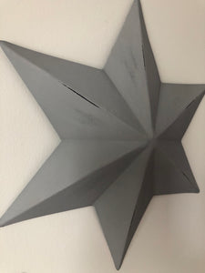 Small Grey Star