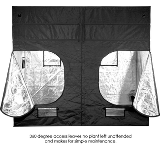 Gorilla Grow Tent 8' x 16' Heavy Duty