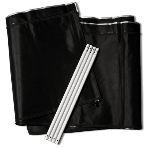 Gorilla Grow Tent 2' Extention Kit-2' Extension-22-westtradinghouse.com
