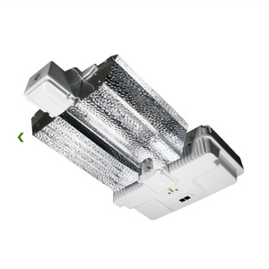 Growers Choice Master Pursuit 1000 Watt Double Ended All in One Fixture with 10k DE MH Bulb, 208-240, 277 VoltGC-1000WMPDEF10K240-westtradinghouse.com