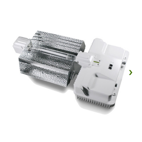 Image of Growers Choice Master Pursuit 1000 Watt Double Ended All in One Fixture with 6k DE MH Bulb, 208-240, 277 Volt-GC-1000WMPDEF6K277-westtradinghouse.com