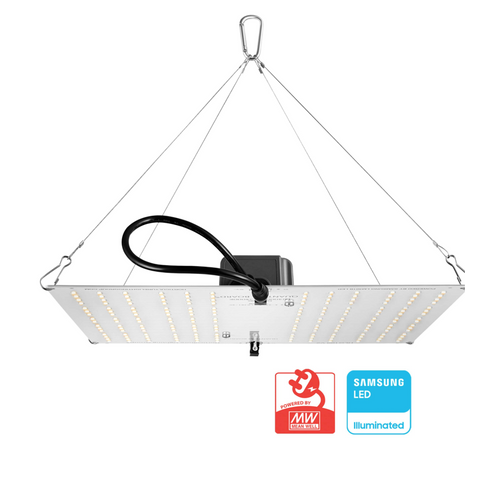 Image of HLG 100 V2 95 Watt LED Full Spectrum Grow Light Horticulture Lighting Group-Horticulture Lighting Group-HLG-100-V2-3000-westtradinghouse.com
