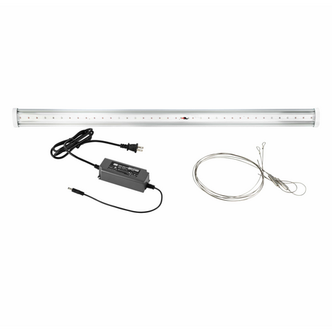 Image of HLG 60W Bar LED Grow Light Horticulture Lighting Group-HLG-60-RED-WITH-DRIVER-westtradinghouse.com