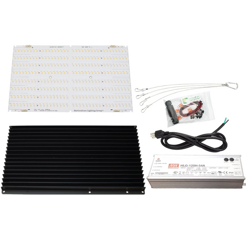 Image of HLG 135 Watt V2 Rspec LED Grow Light Kit Horticulture Lighting Group-Horticulture Lighting Group-HLG-135-RSPEC-westtradinghouse.com