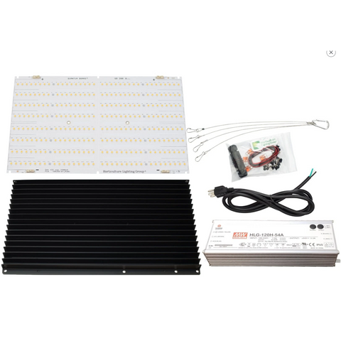 Image of HLG 135 Watt V2 Bspec LED Grow Light Kit Horticulture Lighting Group-Horticulture Lighting Group-HLG-135-BSPEC-westtradinghouse.com