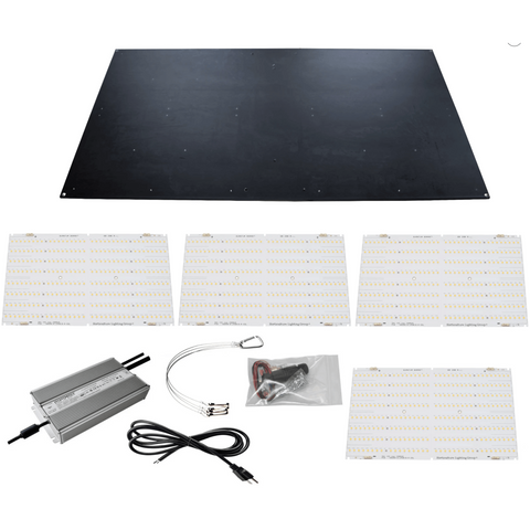 Image of HLG 600 Watt QB288 V2 Rspec LED Grow Light Kit 120, 240 Volt Horticulture Lighting Group