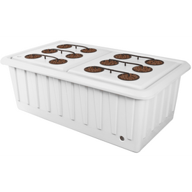 SuperPonics XL 12 Auto Feed Hydroponic Grow System (Upgrade Package)