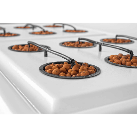 Image of SuperPonics XL 12 Auto Feed Hydroponic Grow System (Upgrade Package)-SuperPonicsXL12UG-westtradinghouse.com
