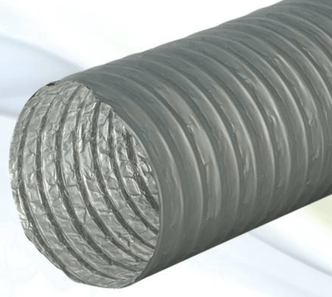 Image of Combidec Hose For Air Extraction-Nanotube 50MM X 32 FT (10M)-DimLux-DLCH325-westtradinghouse.com