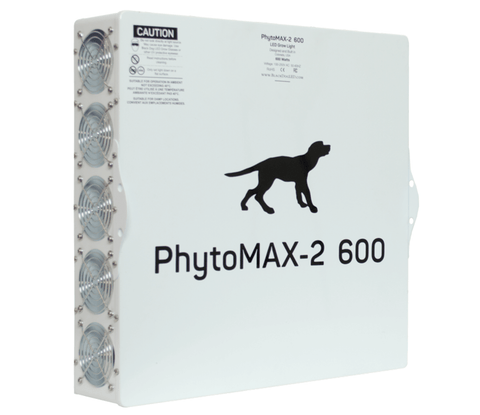 Image of BDL PhytoMax-2 600 LED Grow Lights Black Dog LED-Black Dog LED-PM2-600-westtradinghouse.com