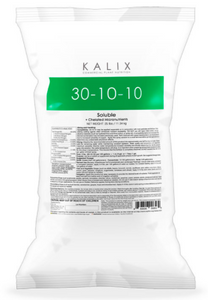 Kalix Grow 30-10-10 + Chelated Micronutrients, 25 Lbs.