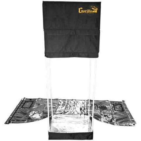 Gorilla Grow Tent 2' x 2.5' Heavy Duty GGT22
