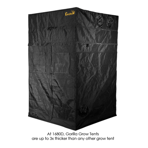 Image of Gorilla Grow Tent 3' x 3' Heavy Duty-GGT33-westtradinghouse.com