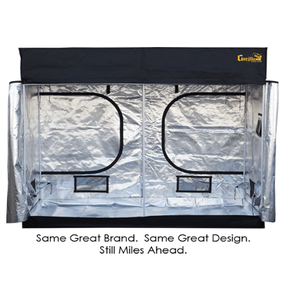 Gorilla Grow Tent 4' x 8' Heavy Duty-LTGGT48-westtradinghouse.com