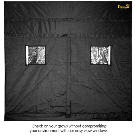 Image of Gorilla Grow Tent 8' x 8' Heavy Duty-GGT88-westtradinghouse.com