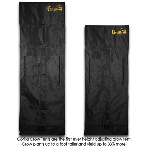 Gorilla Grow Tent 9' x 9' Heavy Duty-GGT99-westtradinghouse.com