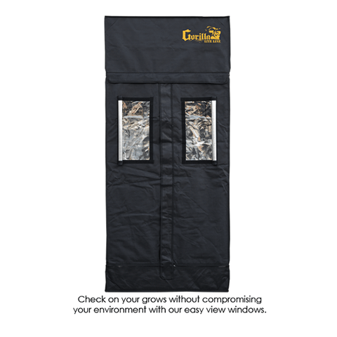 Image of Gorilla Grow Tent Lite Line 2' x 2.5'-westtradinghouse.com