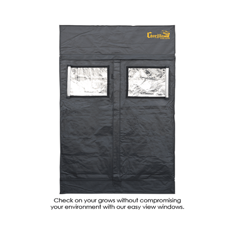 Image of Gorilla Grow Tent Lite Line 2' x 4'-westtradinghouse.com