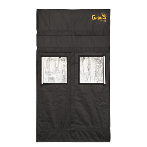 Image of Gorilla Grow Tent Shorty 2' x 4'-westtradinghouse.com