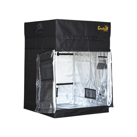 Image of Gorilla Grow Tent Shorty 4' x 4'-SHGGT44-westtradinghouse.com