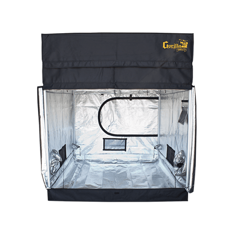 Gorilla Grow Tent Shorty 5' x 5'-westtradinghouse.com