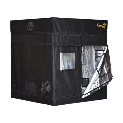 Gorilla Grow Tent Shorty 5' x 5' SHGGT55