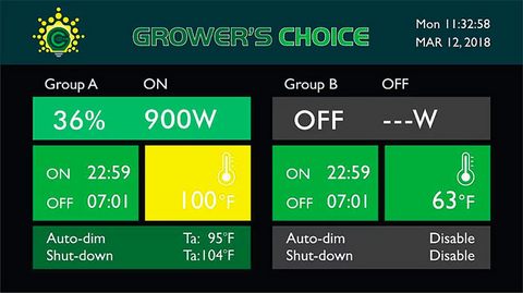 Image of Growers Choice Master Controller