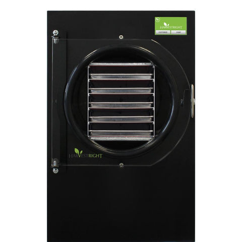 Harvest Right Large Black Home Freeze Dryer w/110v Oil Pump-HRFD-LARGEBL-westtradinghouse.com
