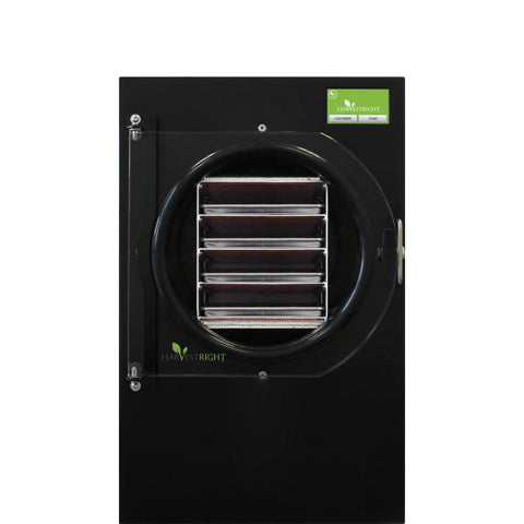 Harvest Right Medium Black Home Freeze Dryer w/110v Oil Pump-HRFD-MEDIUMBL-westtradinghouse.com