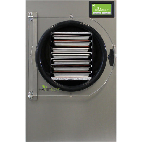 Harvest Right Medium Stainless Pharmaceutical Freeze Dryer W/Vacuum PumpHRFD-PHARMAMDST-westtradinghouse.com