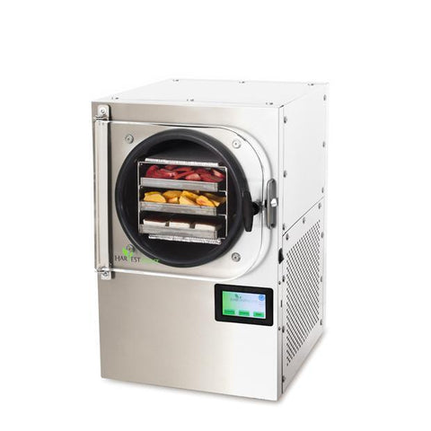 Image of Harvest Right Small Stainless Home Freeze Dryer w/110v Oil Pump-HRFD-SMALLST-westtradinghouse.com