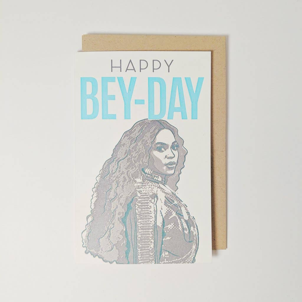 Happy Bey-Day