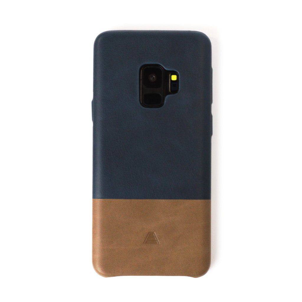 The Marshal Samsung Galaxy Case | Sand/Navy